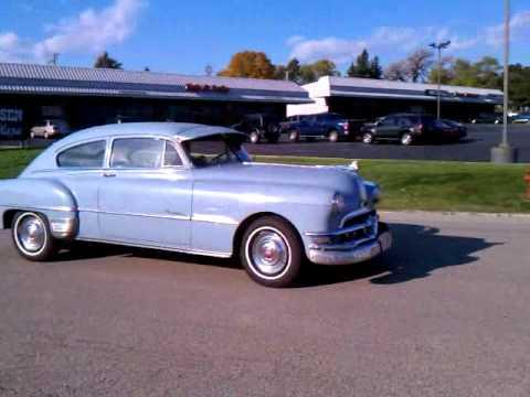 1951 pontiac streamliner 2 door sedanette youtube for 1950 pontiac 2 door