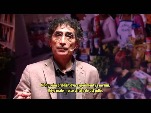TED: Gábor Maté: Moc závislosti a závislost na moci