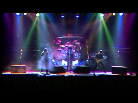 Thin Lizzy Thunder and Lightning Tour - The Last Filmed Performance