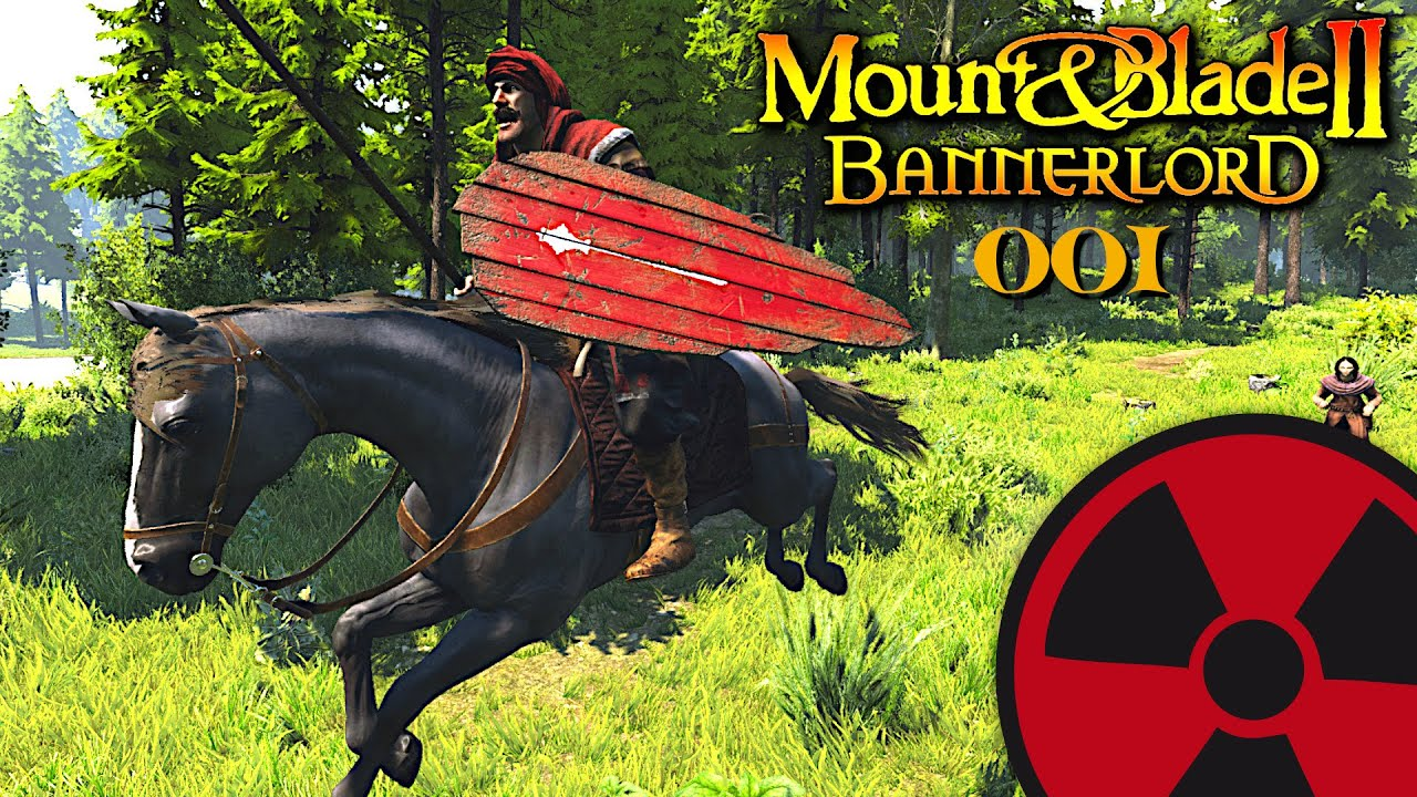 Mount & Blade II: Bannerlord - #001: Die lebende Legende | Kampagne  - Gameplay German