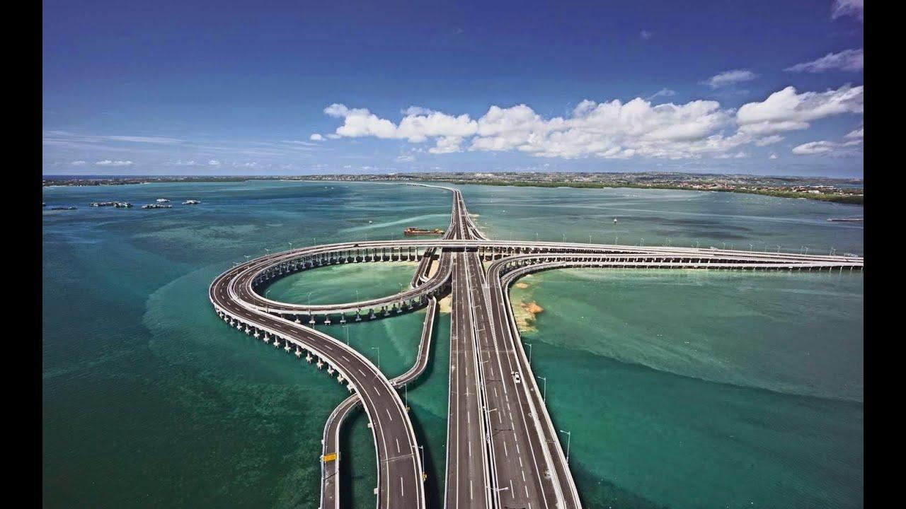 Jalan Tol Bali Mandara Bali Indonesia