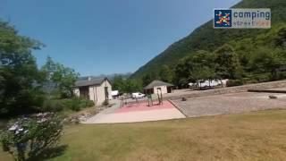 Location de chalets et de gîtes au Camping Le Pas de l'Ours près du plateau de Beille - Ariège