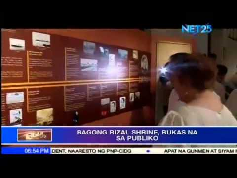 National Historic Commission Inaugurates Museum Dedicated to Our National Hero