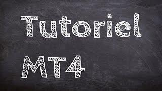 Tuto MT4 - Tracer et gérer des objets d'analyse technique