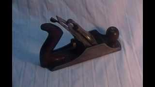 Stanley Bedrock Antique 604 Hand Plane Wood Tool