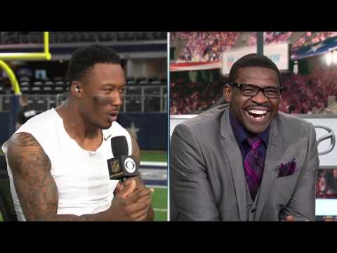 Brandon Marshall does his best Michael Irvin impersonation | Jets vs. Cowboys | NFL