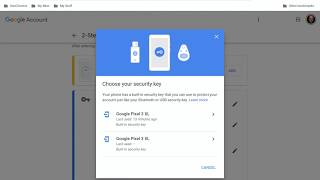 How-to: Android Phones Security Key