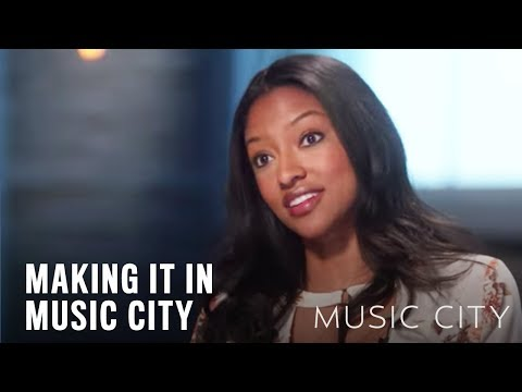 MUSIC CITY on CMT I Making it in Music City