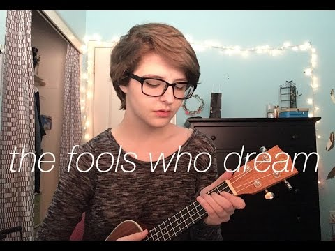 The Fools Who Dream - La La Land cover || allison chervet