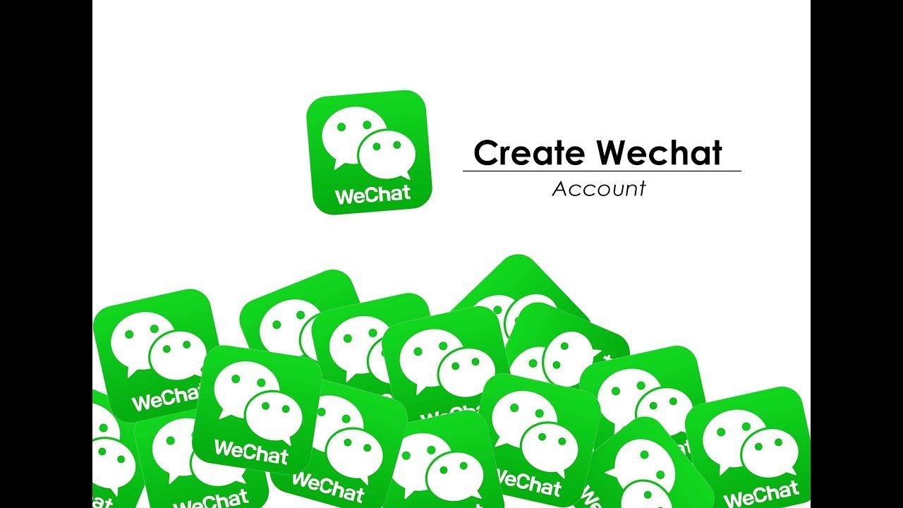 Get a free wechat account easily 注册微信不需要手机号码.