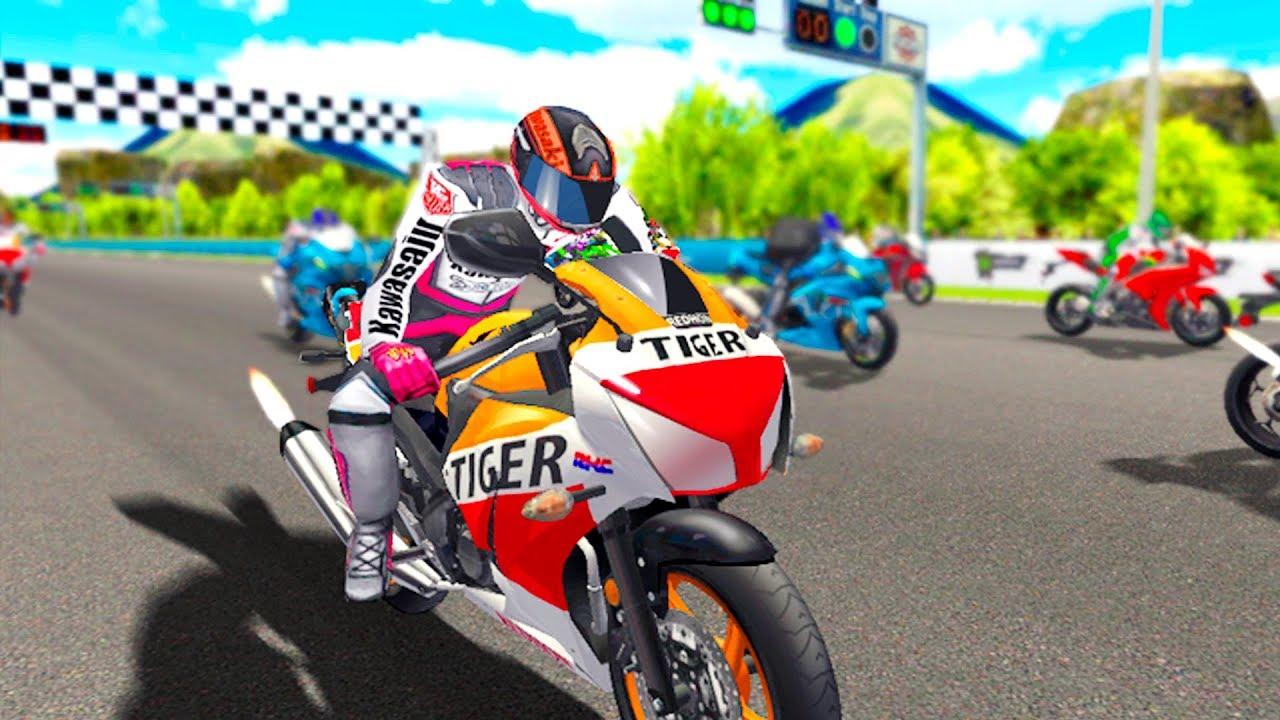 games bike motogp racing gameplay android