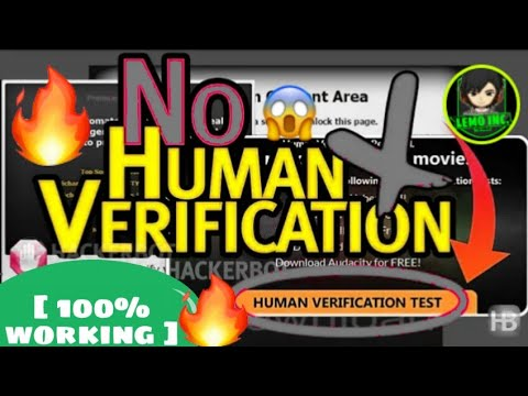 How to Bypass Surveys & Remove Human Verification [Online] 2020 [100%  working ]