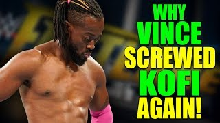 Real Reasons Why Kofi Kingston Faced The Bar In A Handicap Match at WWE Fastlane 2019