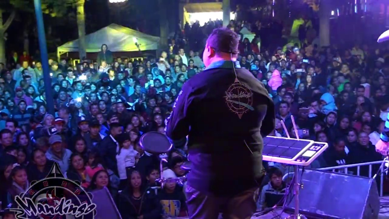 Mandingo en vivo desde San José Xicohténcatl, Tlaxcala, MX 2020