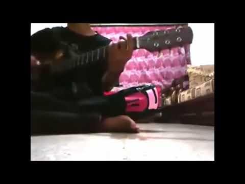 Cover Gitar - Sholawat Rouhi Fidak Bikin MRINDING dan PENASARAN suaranya