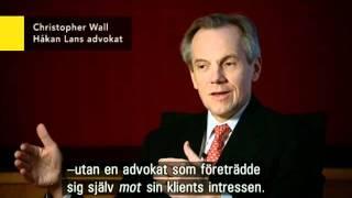Den amerikanske advokaten - Uppdrag Granskning  SVT