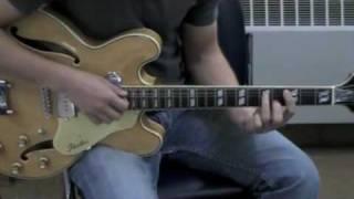 Equinox by John Coltrane (Guitar Part)