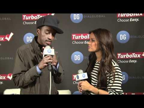 K'NAAN Interview Grammys 2012 -- TurboTax GRAMMYs Backstage