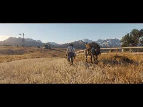 Trailer de Red Dead Redemption 2 - Legendado