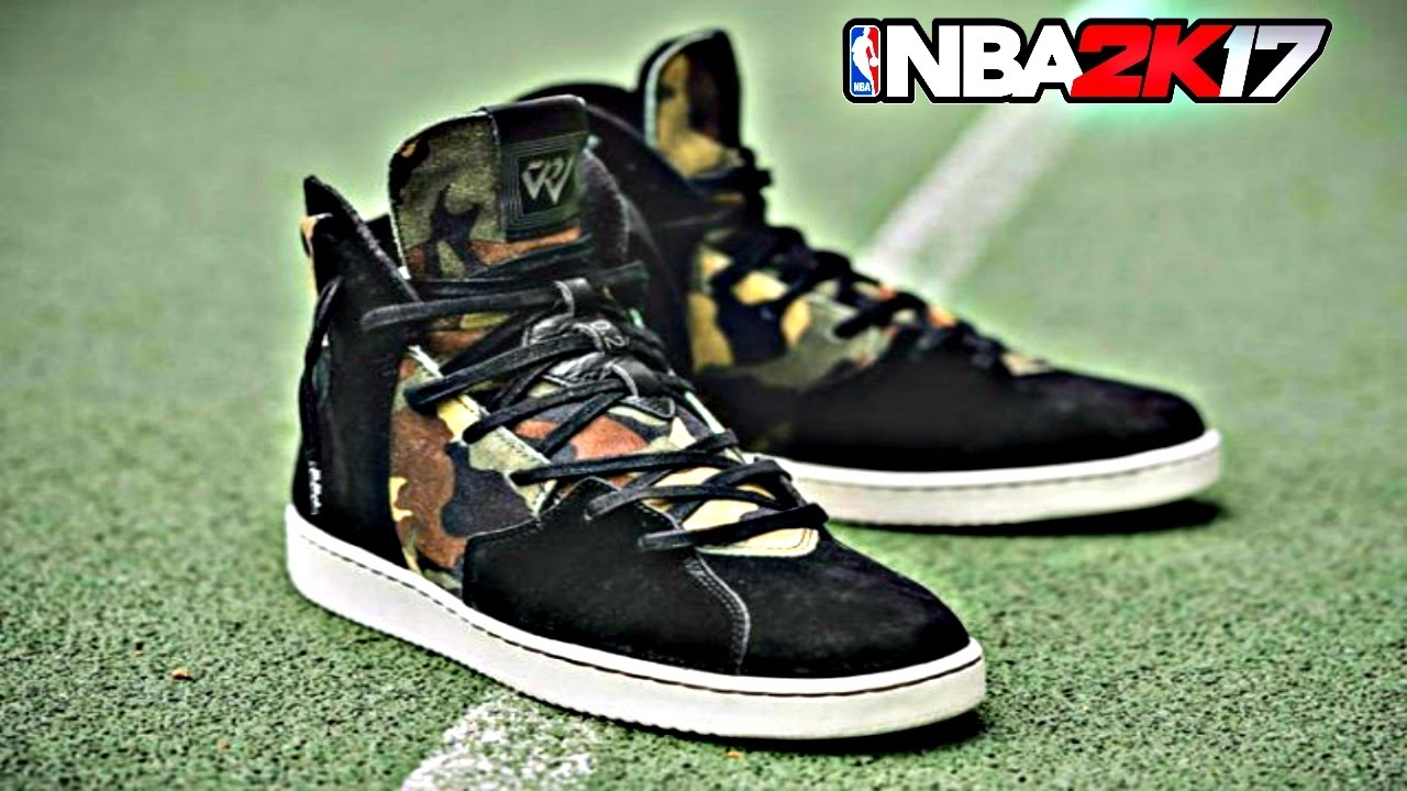 taille 40 70ef5 19774 NBA 2K17 Shoe Creator Jordan Westbrook 0.2