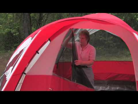 Coleman Sunlight Ridge 6 Man Tent  YouTube