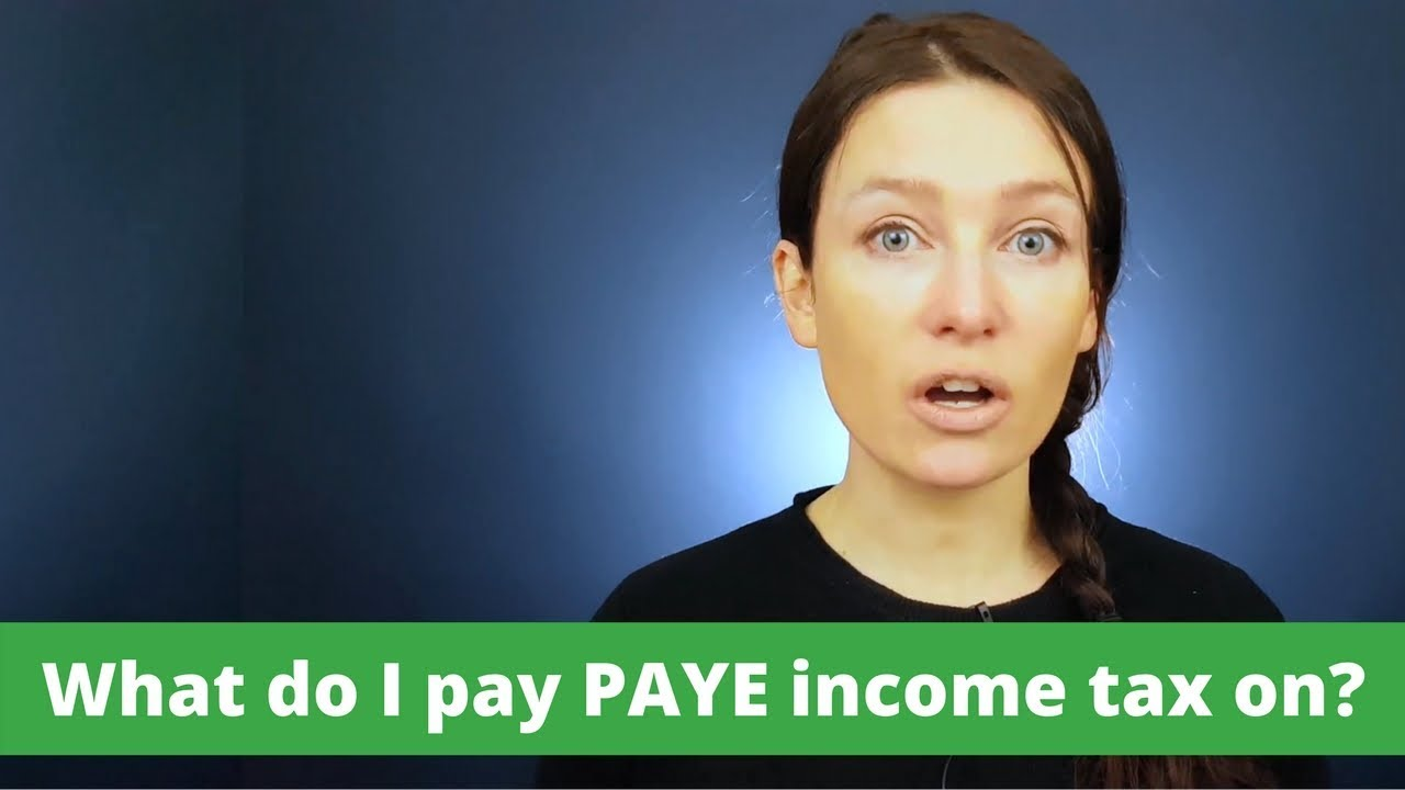 Simple PAYE Taxes Guide | Tax Refund Ireland