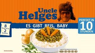 Helge Schneider – Es gibt Reis, Baby (10h Version)