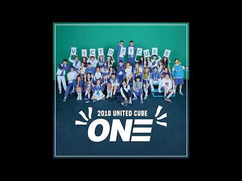 Jo Kwon ,BTOB ,CLC ,PENTAGON ,Yu Seon Ho ,(G)I-DLE - Follow your dreams [ ONE (2018 UNITED CUBE)]