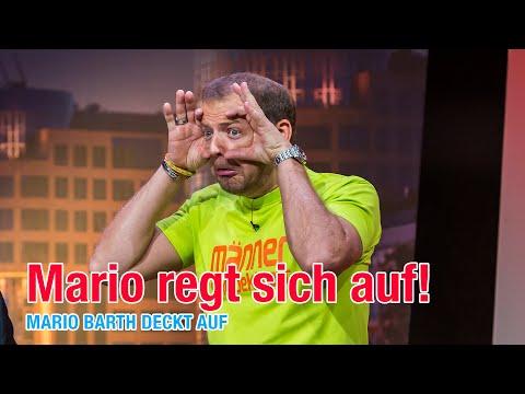 Mario regt sich auf! /// MARIO BARTH DECKT AUF