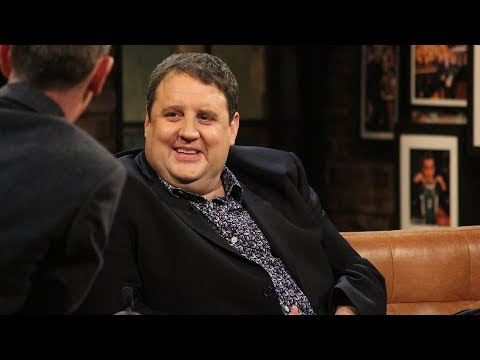 Peter Kay has a house in Ireland, but he