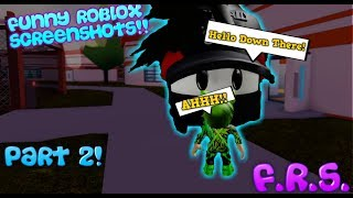 FUNNY ROBLOX SCREENSHOTS! (F.R.S.) Partie 2.