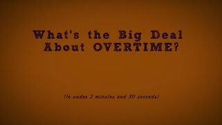 Stop Cheating Workers out of Overtime