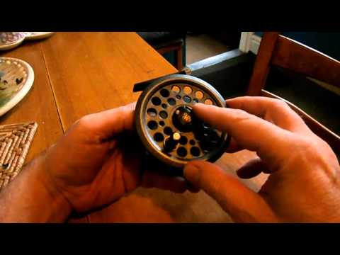J. W. Young & Sons - Reflex 1450 - Fly Fishing Reel