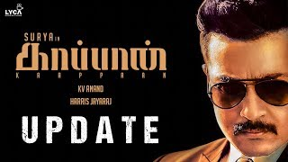 EXCLUSIVE: Suriya's Kaappaan – Latest Update! Surya 37