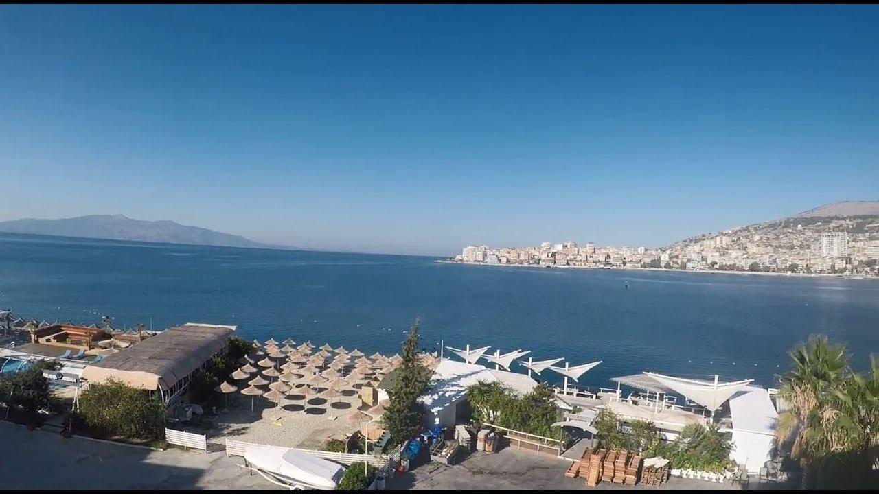 Velkommen Til Saranda I Albanien Youtube