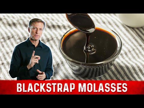Health Benefits of Unsulphured Blackstrap Molasses