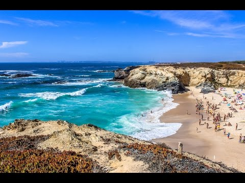 Portugal stunning beaches - From Vicentine Coast to Algarve - 3D Slideshow
