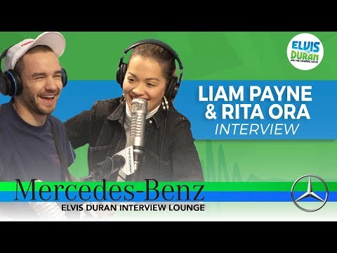 "Cover Lagu Liam Payne & Rita Ora Play '50 Shades' Trivia and Talk Collaborating on ""For You"" 