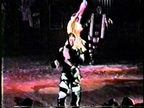 Erasure Live Phantasmagorical Tour NYC