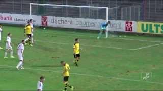 SpVgg Oberfranken Bayreuth - 1.FC Nürnberg II (Regionalliga Bayern 15/16, 5.Spieltag)