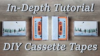 How to Make Cassette Tapes DIY (In-Depth)