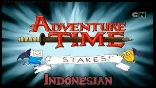 Adventure Time: Stakes - Intro (Short Multilanguage)
