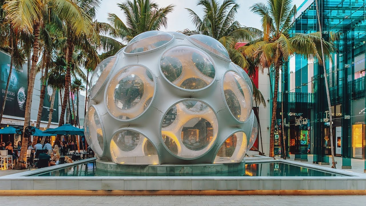 About Miami S Famed Design District