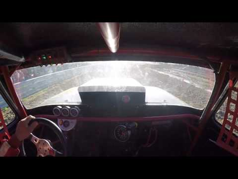 ShowTime X Cut Tire Sling Track-The Pit Virginia Motor Speedway