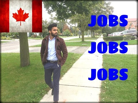 JOBS JOBS JOBS || Part Time Jobs || Punjabi Student in Canada