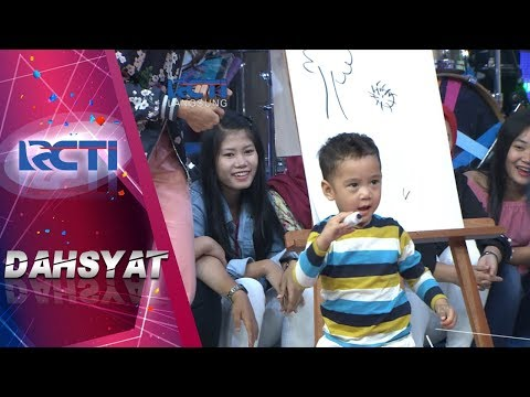 DAHSYAT - Wow Hebat Rafathar Bisa Menggambar [23 OKTOBER 2017]