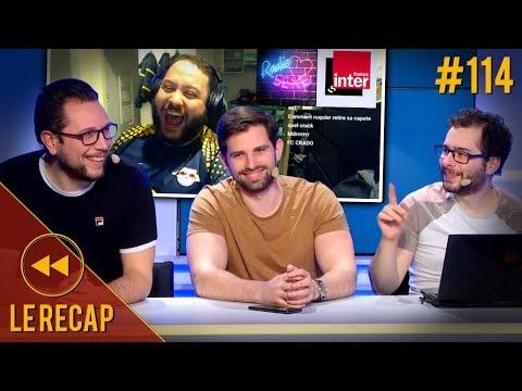 Quand France Inter découvre Radio Sexe - Le Recap S3#114