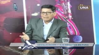 IDECA TV (Diálogos 76): Desglaciación y sus Impactos en la Región Puno