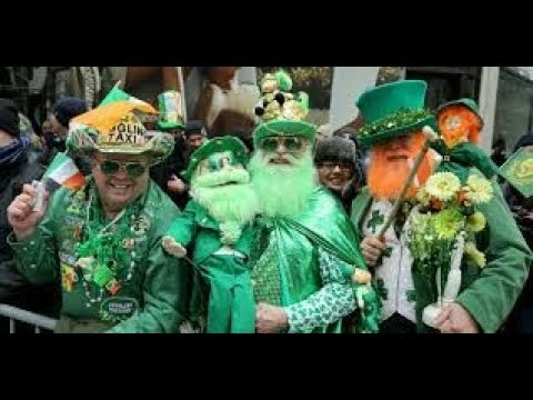 St. Patrick's Day Parade 2018 Best Highlights - New York City