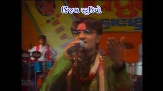gujarati garba songs - evi vasmi viday ambe matni - album - tahukar bits vol-30 - singer - prakash